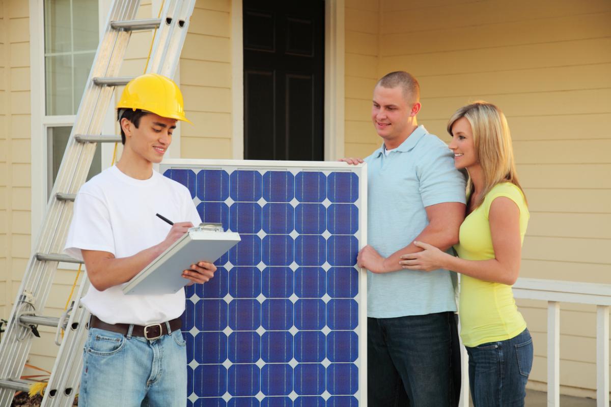 Deciding to get solar